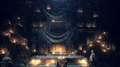 Dark Souls III - Japanese Launch Trailer
