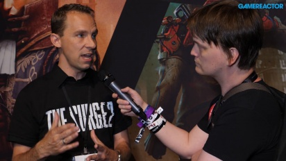 The Surge 2 - Entrevista a Jan Klose