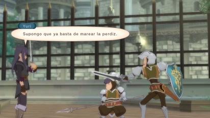 Tales of Vesperia DE - Tutorial de combate en español