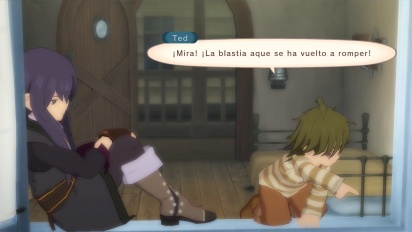 Tales of Vesperia DE - Gameplay en español