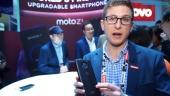Moto Z3 5G Mod - Entrevista a Christopher Francica