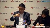 MWC19: Huawei - Entrevista grupal a Richard Yu