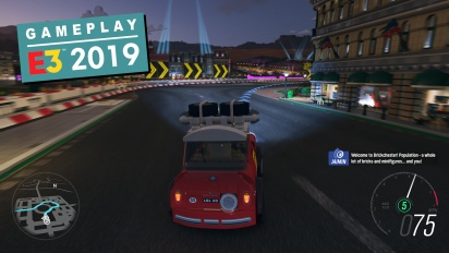 Forza Horizon 4: Lego Speed Champions - Gameplay E3