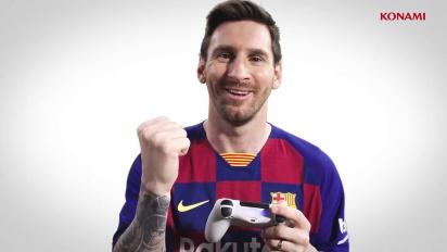 eFootball PES 2020 - E3 Trailer