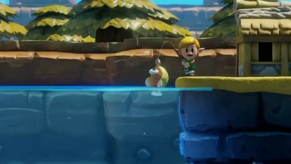 The Legend of Zelda: Link's Awakening - Release Date Trailer