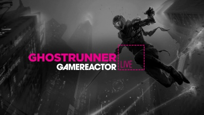 Ghostrunner - Replay del Livestream