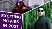 La Cartelera - Las Películas más Deseadas de 2021