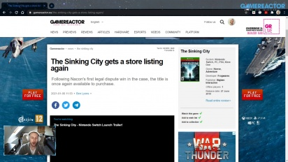 GRTV News - The Sinking City vuelve a las tiendas online