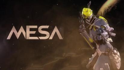 Warframe - Mesa PS4 Update Trailer