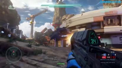 Juego del Año en GRTV: 3. Halo 5: Guardians