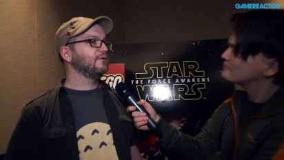 Lego Star Wars: The Force Awakens - Entrevista a Graham Goring