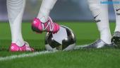 Pro Evolution Soccer 2017 - Gameplay PES 2017 partido completo Corinthians - Flamengo