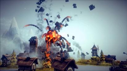 Besiege - Alpha Trailer 2