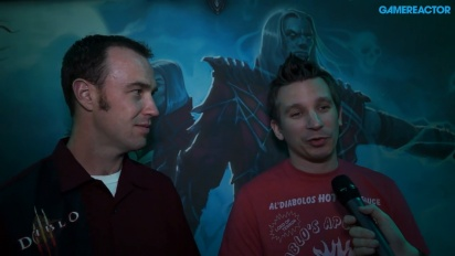 Diablo III: Pack del Nigromante - Entrevista a Rob Foote y Matthew Berger