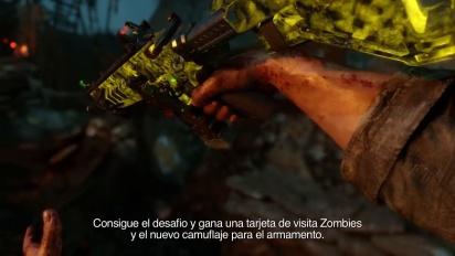 Call of Duty: Black Ops 3 - Zombie Chronicles - Tráiler español