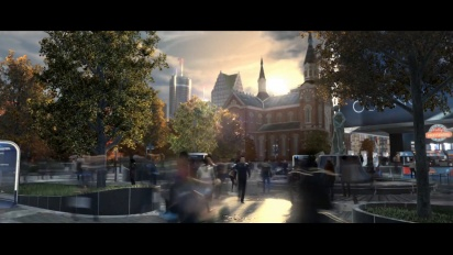Detroit: Become Human - Tokyo Game Show 2017 trailer
