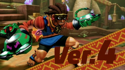 Arms - 4.0 Update Trailer