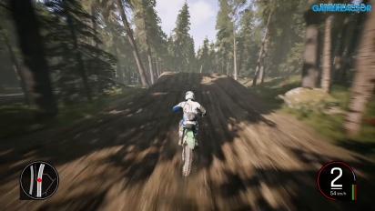 MXGP Pro - Gameplay sobre dos ruedas