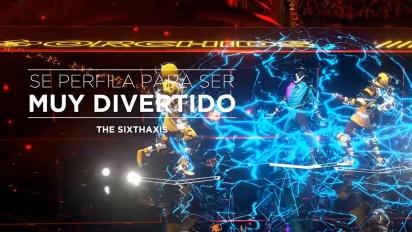 Laser League - Tráiler español de lanzamiento