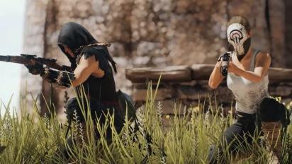 PlayerUnknown's Battlegrounds - Horizon Zero Dawn Skins