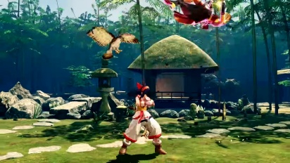 Samurai Shodown - Introducing Nakoruru