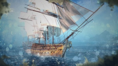 Assassin's Creed IV: Black Flag - Naval Combat Trailer