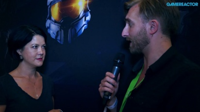 Halo Channel - entrevista a Kiki Wolfkill