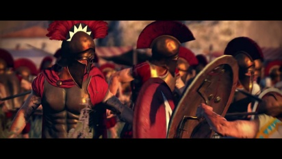 Total War: Rome II - Wrath of Sparta Campaign Pack - Trailer