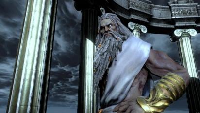 God of War III Remastered - Announcement Trailer