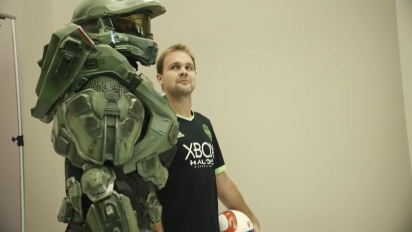 Halo 5: Guardians - Seattle Sounders promo