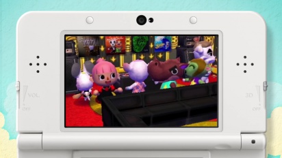Animal Crossing: Happy Home Designer - Tráiler español de lanzamiento