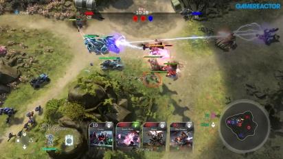 Halo Wars 2 - Gameplay modo Blitz