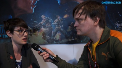 Bulletstorm: Full Clip Edition - Entrevista a Meredith Hershey