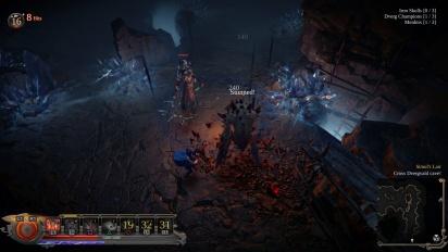 Vikings: Wolves of Midgard - Gameplay de la campaña