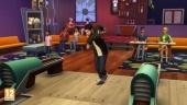 Los Sims 4: DLC Noche de Bolos