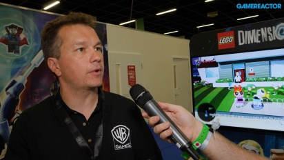 Lego Dimensions - Entrevista a Nick Ricks