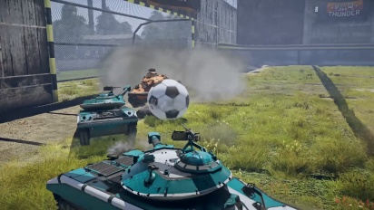 War Thunder - Fiery Ball Event