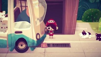 Mineko's Night Market - Nintendo Switch Teaser Trailer