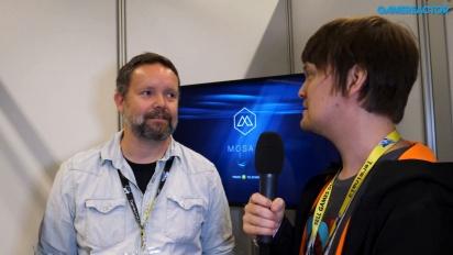 Mosaic - Entrevista con Jon Cato Lorentzen