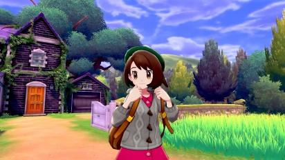 Pokémon Espada y Pokémon Escudo - Tráiler español ¡Alzaos con la gloria!