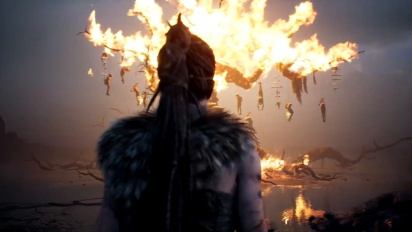 Hellblade: Senua's Sacrifice - Launch Trailer on Nintendo Switch