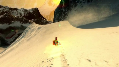 SSX - Something Wicked is on the Way Trailer
