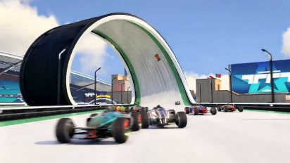 Trackmania - Launch Trailer