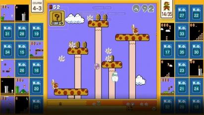 Super Mario Bros. 35 - Tráiler español para Nintendo Switch