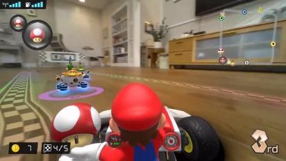 Mario Kart Live: Home Circuit - Tráiler de anuncio para Nintendo Switch