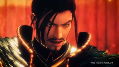 SAMURAI WARRIORS 5 - Tráiler final (Nintendo Switch)