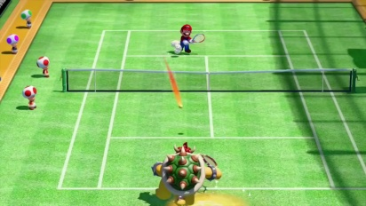 Mario Tennis: Ultra Smash - E3 2015 Trailer