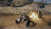 Crossout - Convoy Escort Trailer