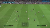 Pro Evolution Soccer 2017 - Gameplay PES 2017 partido Boca Juniors vs River Plate