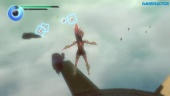 Gravity Rush 2: Gameplay en PS4